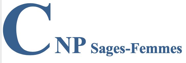 Conseil National Professionnel des Sages-femmes